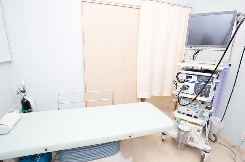 特徴①内視鏡専門医による検査
