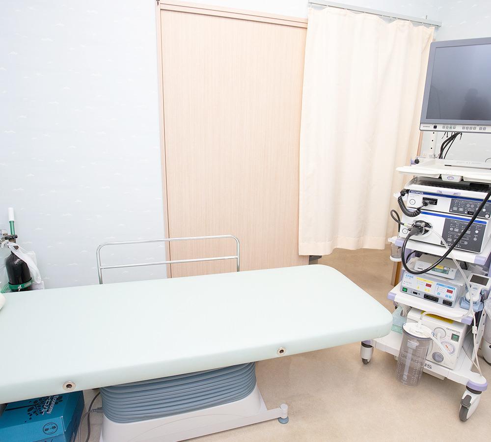 大川クリニック 処置室
